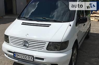Mercedes-Benz Vito 108 2000 в Сумах