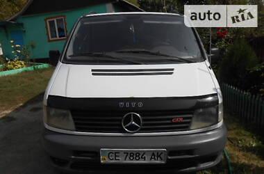 Mercedes-Benz Vito 108 2001 в Сокирянах