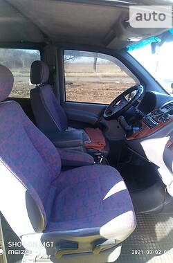 Легковий фургон (до 1,5т) Mercedes-Benz Vito 108 1997 в Авдіївці