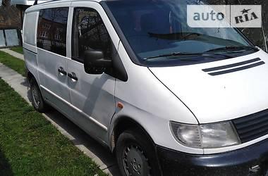Mercedes-Benz Vito 108 2000 в Ивано-Франковске