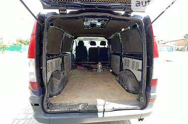Легковой фургон (до 1,5 т) Mercedes-Benz Vito 109 2005 в Килии