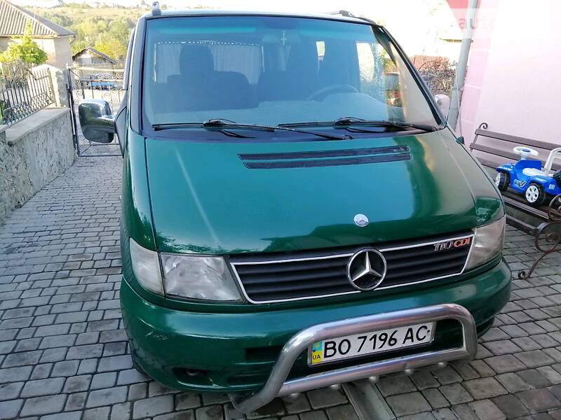 Mercedes-Benz Vito 110