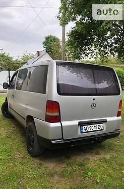 Минивэн Mercedes-Benz Vito 110 2003 в Тячеве
