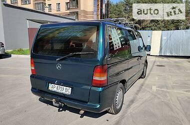 Минивэн Mercedes-Benz Vito 110 2000 в Чернигове