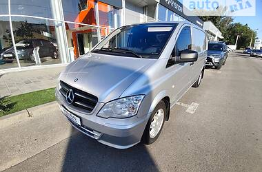 Легковой фургон (до 1,5 т) Mercedes-Benz Vito 110 2011 в Харькове