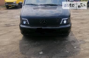 Минивэн Mercedes-Benz Vito 110 2002 в Сумах