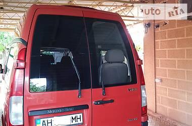 Mercedes-Benz Vito 111 2007 в Харцызске