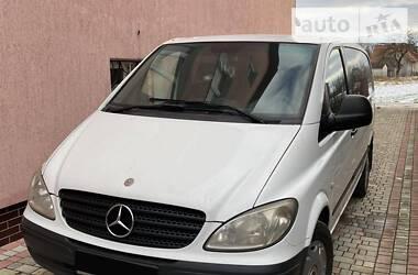 Mercedes-Benz Vito 111 2006 в Львове