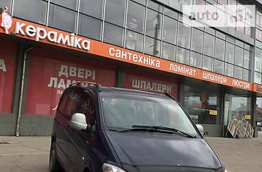 Легковой фургон (до 1,5 т) Mercedes-Benz Vito 111 2005 в Черновцах
