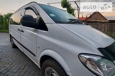 Минивэн Mercedes-Benz Vito 111 2005 в Ужгороде