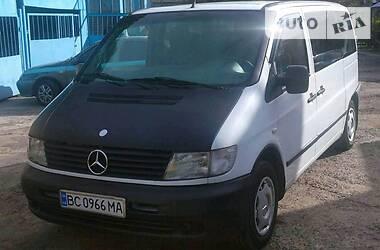 Mercedes-Benz Vito 112 2003 в Львове
