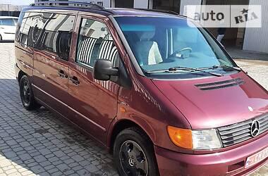 Mercedes-Benz Vito 113 1998 в Чорткове