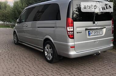 Минивэн Mercedes-Benz Vito 113 2011 в Коломые