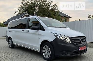 Минивэн Mercedes-Benz Vito 114 2016 в Коломые