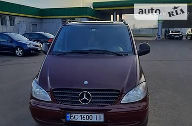 Mercedes-Benz Vito 115 2010 в Червонограде