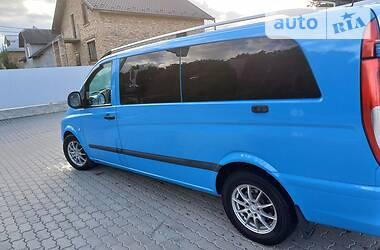 Минивэн Mercedes-Benz Vito 115 2008 в Коломые