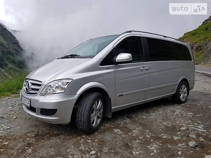 Мінівен Mercedes-Benz Vito 116 2014 в Івано-Франківську