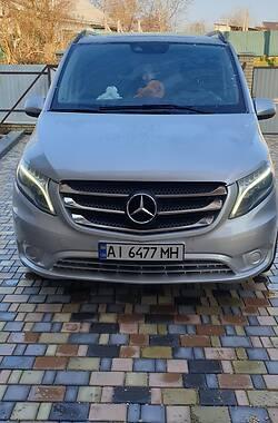 Mercedes-Benz Vito 116 2017 в Киеве
