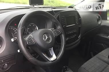 Легковой фургон (до 1,5 т) Mercedes-Benz Vito 116 2017 в Житомире