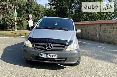 Хэтчбек Mercedes-Benz Vito 122 2012 в Черновцах