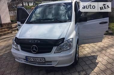 Mercedes-Benz Vito груз.-пасс. 2012