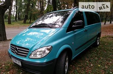 Mercedes-Benz Vito груз.-пасс. 2005 в Черновцах