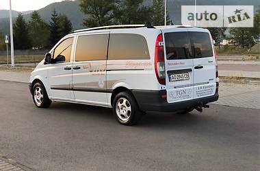 Mercedes-Benz Vito груз.-пасс. 2005 в Хусте