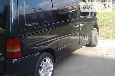 Mercedes-Benz Vito груз.-пасс. 2003 в Сумах