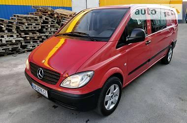 Mercedes-Benz Vito груз.-пасс. 2004 в Виннице