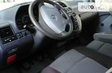 Mercedes-Benz Vito груз.-пасс. 2001 в Лохвице