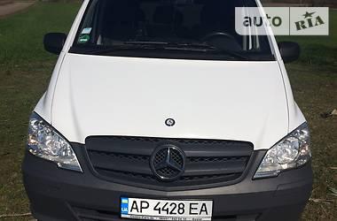 Mercedes-Benz Vito груз.-пасс. 2012 в Гуляйполе