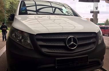 Mercedes-Benz Vito груз. 2016