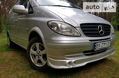 Mercedes-Benz Vito груз. 2011
