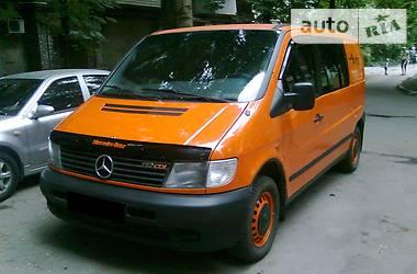 Mercedes-Benz Vito груз. 2000 в Запорожье