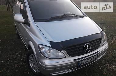 Mercedes-Benz Vito груз. 2004 в Каменском