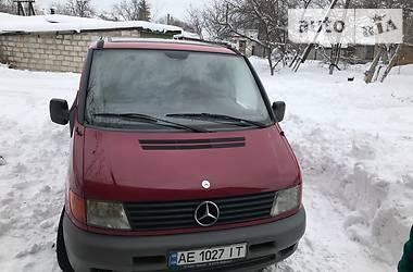 Mercedes-Benz Vito груз. 1997 в Каменском