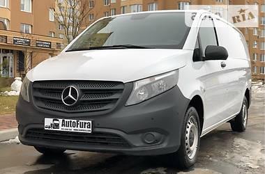 Mercedes-Benz Vito груз. 2015 в Киеве