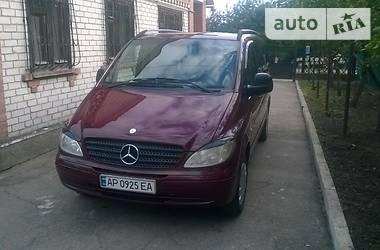 Mercedes-Benz Vito пасс. 2004 в Запорожье