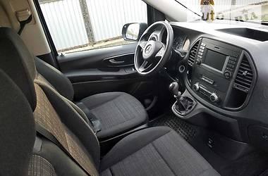 Mercedes-Benz Vito пасс. TOURER 116 2016