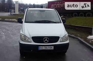Mercedes-Benz Vito пасс. 2005 в Тернополе