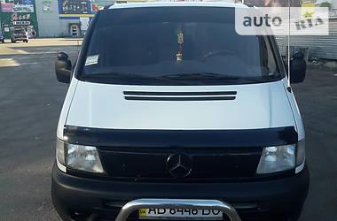 Mercedes-Benz Vito пасс. 2002 в Виннице