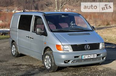 Mercedes-Benz Vito пасс. 1999 в Вижнице