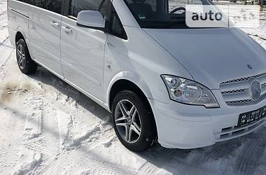 Mercedes-Benz Vito пасс. BLACK EDITION AMG