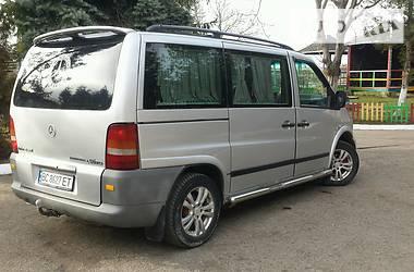 Mercedes-Benz Vito пасс. 2000 в Богородчанах