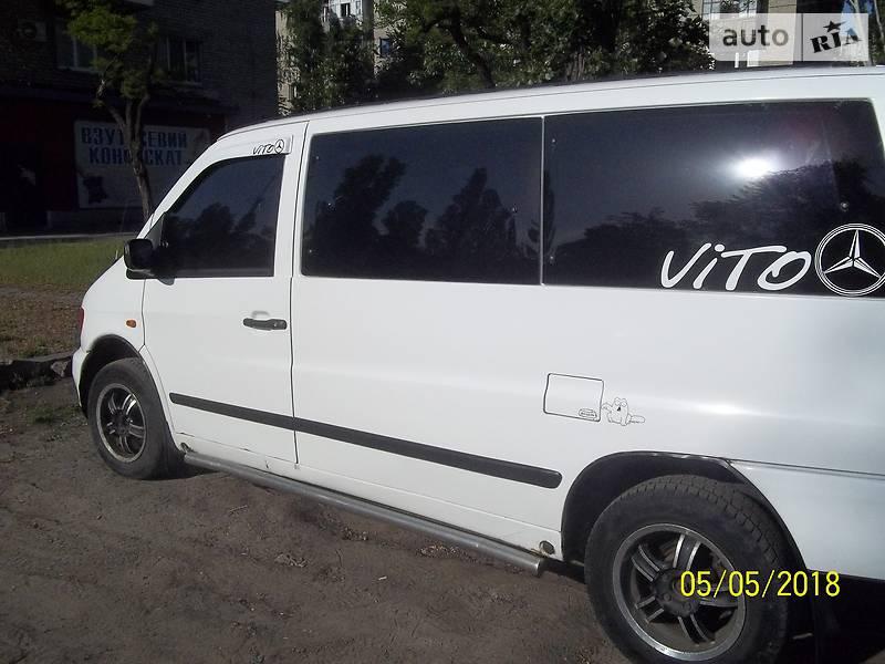 Mercedes-Benz Vito пасс. 1998 в Полтаве