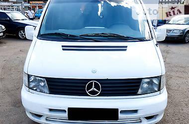 Mercedes-Benz Vito пасс. 2002 в Запорожье