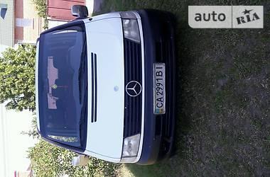 Mercedes-Benz Vito пасс. 2002 в Кропивницком