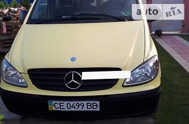 Mercedes-Benz Vito пасс. 2008 в Черновцах