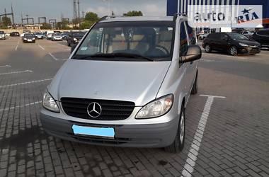 Mercedes-Benz Vito пасс. 2006 в Львове