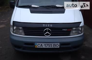 Mercedes-Benz Vito пасс. 2002 в Черкассах
